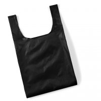 Packaway Shopper Bag - Black